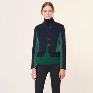Tory Burch Cantor Riding Jacket